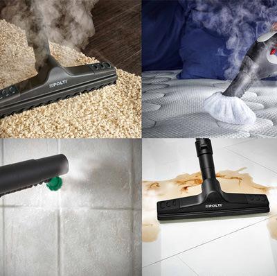 Vaporetto Lecoaspira: nettoie toute la maison