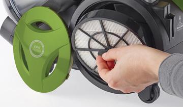Kit complet de filtres pour Forzaspira MC330 Turbo