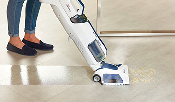 Polti Vaporetto 3 Clean_Blue: steam mop with suction
