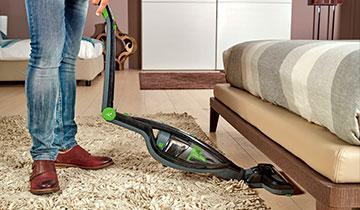 Forzaspira SR25.9 Plus stick vacuum - Folding handle