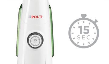 Vaporetto SV400 Hygiene steam mop- ready in 15 seconds