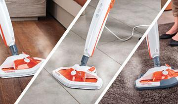 Vaporetto SV 420 Frescovapor steam mop- For all floors