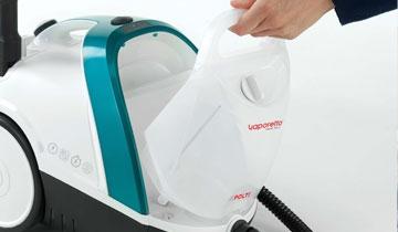 Vaporetto Smart 100_T nettoyage non stop