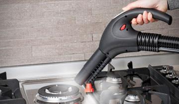 Vaporetto Lecoaspira FAV30 - The strength of steam while cleaning the kitchen