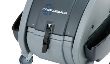 Mondial Vap 4500 - easy maintenance