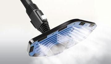 Vaporetto Smart 40_Mop steam brush