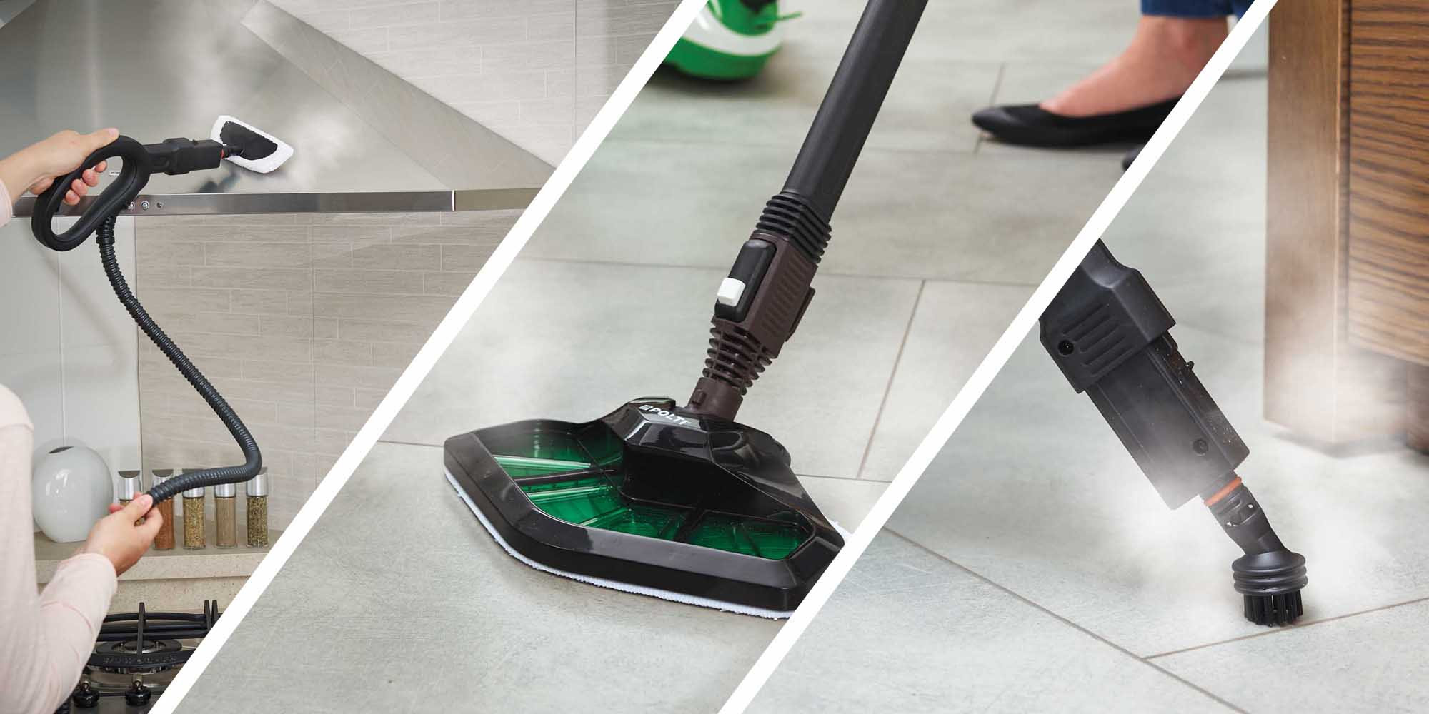 Vaporetto Smart 35_Mop surface cleaning