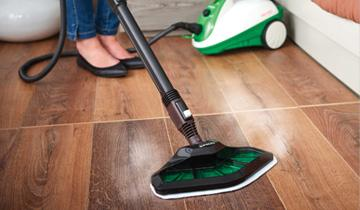 Vaporetto Smart 35_Mop deep clean floors